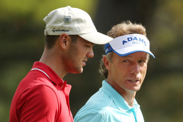 Martin Kaymer Bernhard Langer The Masters Preview: Day 1