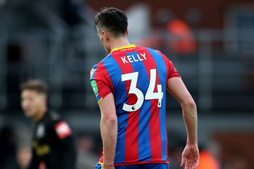 Martin Kelly Crystal Palace v Newcastle United - Premier League