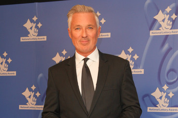 Martin Kemp The National Lottery Awards 2017 - Red Carpet Arrivals
