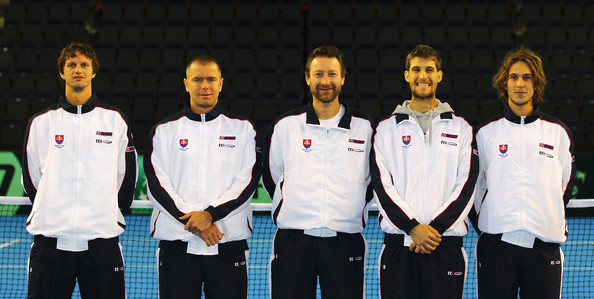 Great Britain v Slovak Republic - Davis Cup Previews
