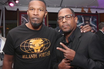 Martin Lawrence The Los Angeles World Premiere of Marvel Studios' 'Black Panther'