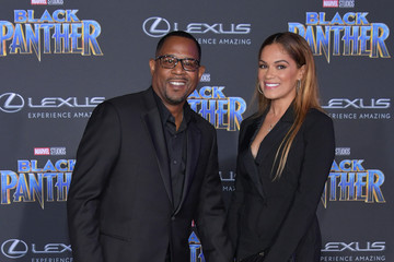 Martin Lawrence Premiere Of Disney And Marvel's 'Black Panther' - Arrivals
