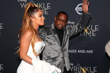 Martin Lawrence Premiere Of Disney's 'A Wrinkle In Time' - Arrivals
