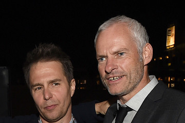 Martin McDonagh Sam Rockwell Premiere Of Fox Searchlight Pictures' 'Three Billboards Outside Ebbing, Missouri' - After Party