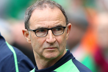Martin O'Neill Republic of Ireland v Uruguay - International Friendly