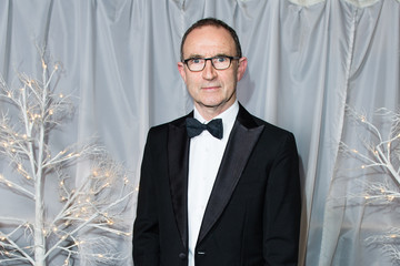 Martin O'Neill The Ireland Funds Annual Winter Ball - Red Carpet Arrivals