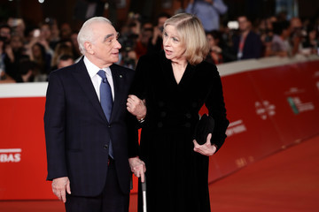 Martin Scorsese Helen Morris 'The Irishman' Red Carpet - 14th Rome Film Fest 2019