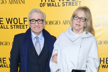 Martin Scorsese Helen Morris 'The Wolf of Wall Street' Premieres in NYC — Part 3