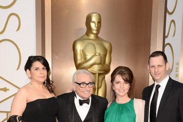 Martin Scorsese Arrivals at the 86th Annual Academy Awards — Part 14