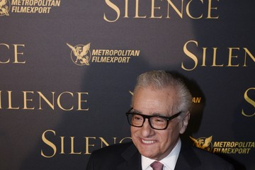 Martin Scorsese Photocall for the Movie 'Silence' in Paris