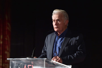 Martin Sheen AFI FEST 2017 Presented by Audi - Closing Night Gala - Screening of 'Molly's Game' - Red Carpet
