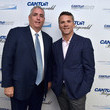 Martin St. Louis Annual Charity Day Hosted By Cantor Fitzgerald, BGC and GFI - Cantor Fitzgerald Office - Inside