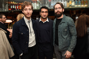 """Martin Starr Kumail Nanjiani Premiere Of Apple TV+'s """"Little America"""" - After Party"""