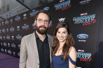 Martin Starr The World Premiere of Marvel Studios' 'Guardians of the Galaxy Vol. 2'