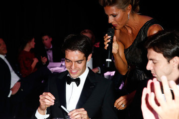 Martina Colombari amfAR Milano 2013 Gala Event - Dinner