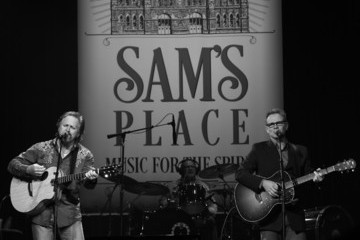 Marty Roe Sam's Place - Music For The Spirit - May 03,2015