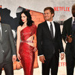 Krysten Ritter and Mike Colter Photos