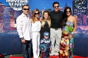 Marvel Universe LIVE! Celebrity Red Carpet Event