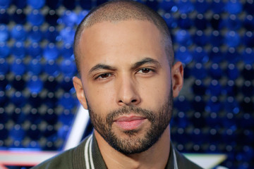 Marvin Humes The Global Awards 2018 - Red Carpet Arrivals