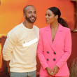 Marvin Humes 'The Lion King' European Premiere - Red Carpet Arrivals
