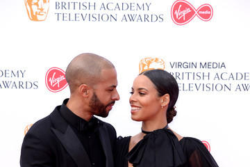 Marvin Humes Rochelle Humes Virgin Media British Academy Television Awards 2019 - Red Carpet Arrivals