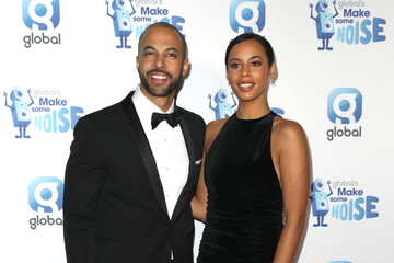 Marvin Humes Rochelle Humes Global Radio's Make Some Noise 2018 - Red Carpet Arrivals