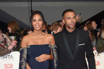 Marvin Humes National Television Awards - Red Carpet Arrivals