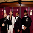 Marvin Humes Sony BRITs After-Party