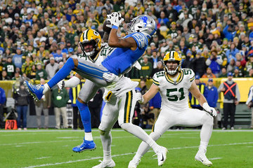 Marvin Jones Detroit Lions v Green Bay Packers