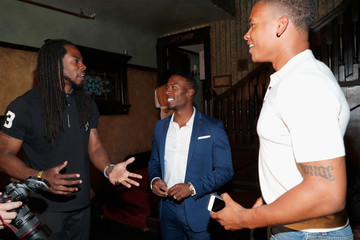 Marvin Jones The Players' Tribune Hosts Players Night Out