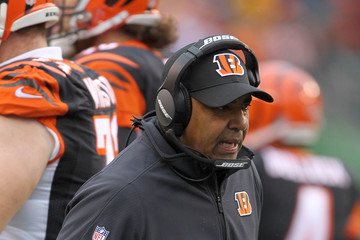 Marvin Lewis Pittsburgh Steelers v Cincinnati Bengals