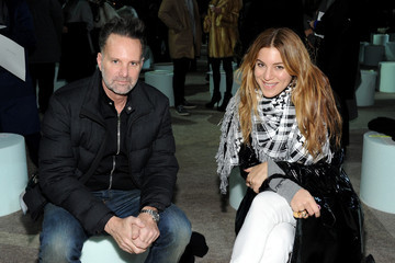 Marvin Scott Jarrett Front Row at the Marc Jacobs Show