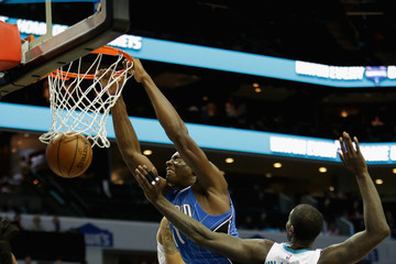 Marvin Williams Orlando Magic v Charlotte Hornets