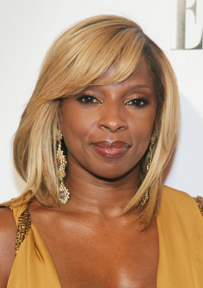 Mary J Blige Attends The 2nd Annual