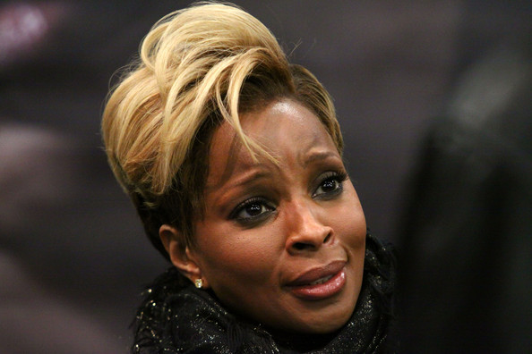 mary j blige stronger with each tear album cover. Mary+J.+Blige in Mary J. Blige