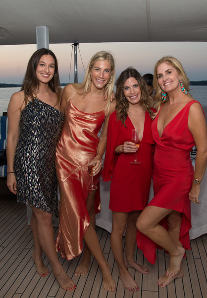 ELLE, Nina Garcia And Mary Alice Haney Celebrate HANEY's Fifth Year Anniversary