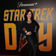 """Mary Chieffo Paramount+'s 2nd Annual """"Star Trek Day"""" Celebration"""