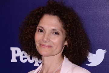Mary Elizabeth Mastrantonio 'Entertainment Weekly' and 'People' Celebrate The New York Upfronts - Arrivals