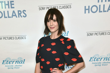 Mary Elizabeth Winstead Premiere of Sony Pictures Classics' 'The Hollars' - Arrivals