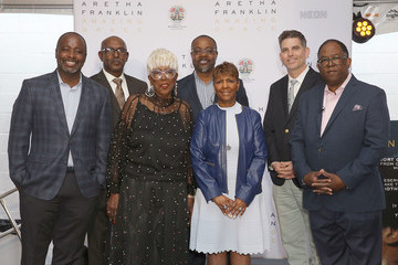 Mary Hall Los Angeles Premiere Of 'Amazing Grace' Presented By LA County Supervisor Mark Ridley-Thomas