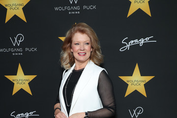 Mary Hart Gelila Assefa Puck Hosts Celebration in Honor of Wolfgang Puck Receiving a Star on the Hollywood Walk of Fame - Arrivals