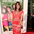 Mary Holland Premiere of 20th Century Fox's 'Mike and Dave Need Wedding Dates' - Arrivals