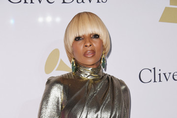 Mary J. Blige Pre-GRAMMY Gala and Salute to Industry Icons Honoring Debra Lee -  Arrivals