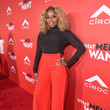 Mary J. Blige Paramount Pictures' 'What Men Want' Premiere - Red Carpet