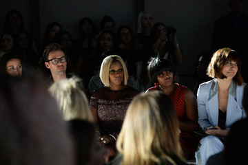 Mary J. Blige Pamella Roland Spring 2016 - Front Row