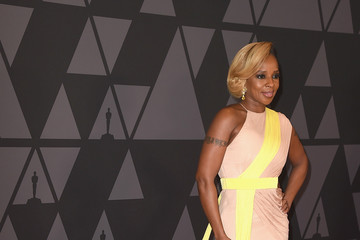 Mary J. Blige Academy of Motion Picture Arts and Sciences' 9th Annual Governors Awards - Arrivals