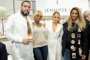 Mary J. Blige Giuseppe for Jennifer Lopez Launch at Neiman Marcus Beverly Hills