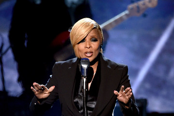 Mary J. Blige American Music Awards Show