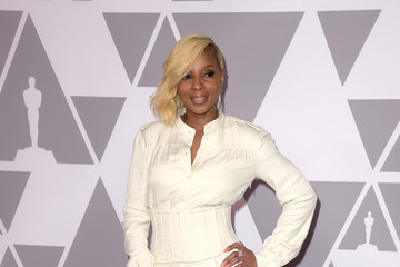 Mary J. Blige 90th Annual Academy Awards Nominee Luncheon - Arrivals