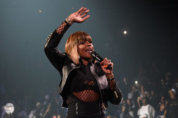 Mary J. Blige Puff Daddy And The Family Bad Boy Reunion Tour Presented By Ciroc Vodka And Live Nation - May 20